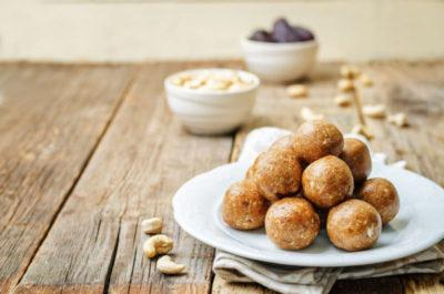 Peanut Butter Protein Energy Balls
