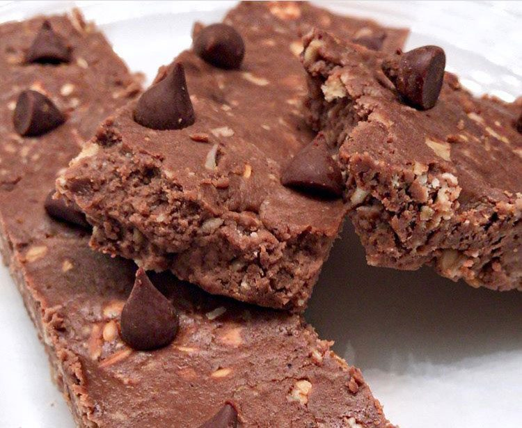 Almond Brownie Batter1