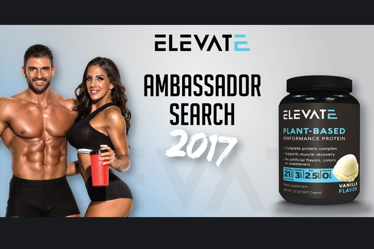 Ambassador Search 2017 ELEVATE NUTRITION