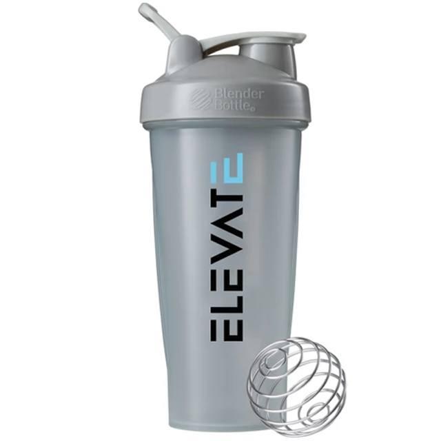 Elevate Grey Blender Bottle large