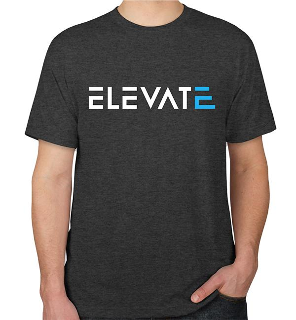 Elevate Nutrition T Shirt Elevate your Game