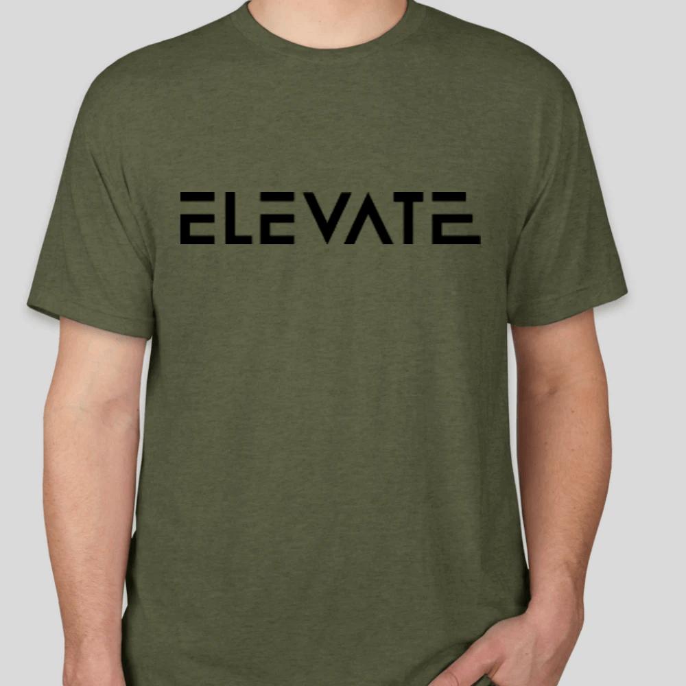 Elevate Warrior T Shirt 71319 large 1