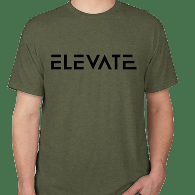 Elevate Warrior T Shirt 71319 large