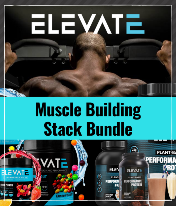 Muscle Building Stack 1