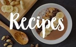 Recipes-menu
