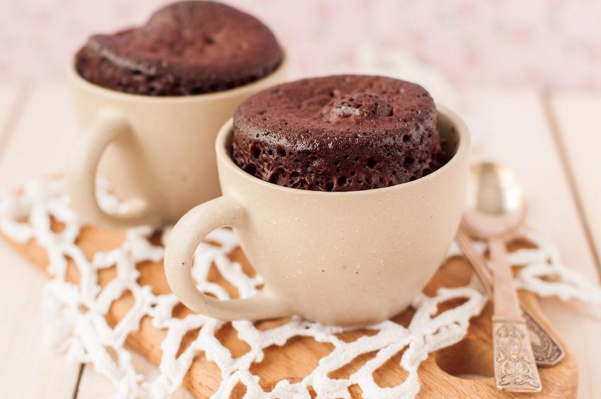 Chocolate Protein Mug Cake