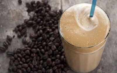 Cold Brew Protein Smoothie