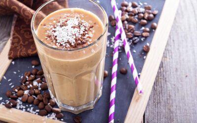 Espresso Protein Smoothie
