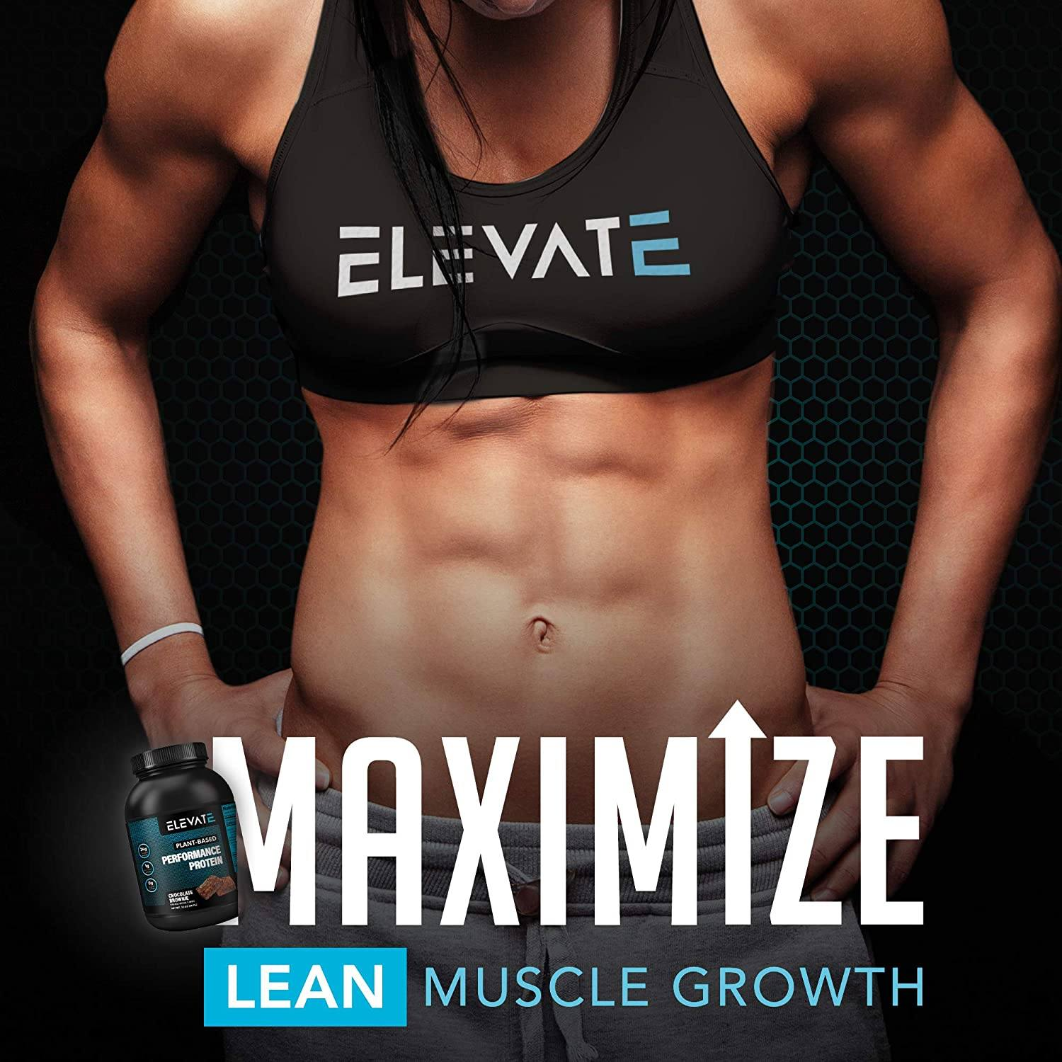 maximine-lean-muscle-growth-using-plant-based-vegan-protein-powder