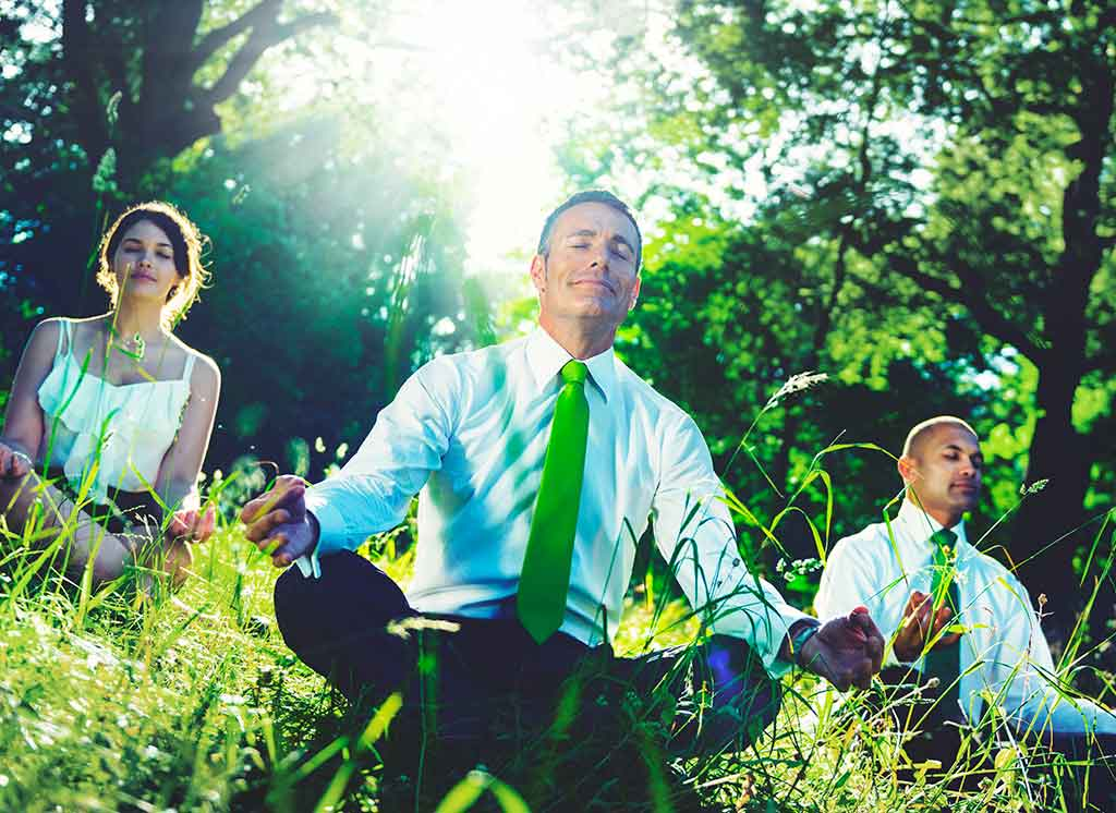 meditation for business and fitness