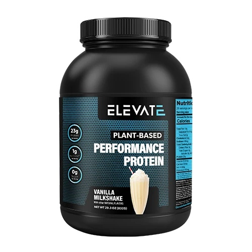plant-based-chocolate-brownie-protein-powder-by-Elevate-Nutrition