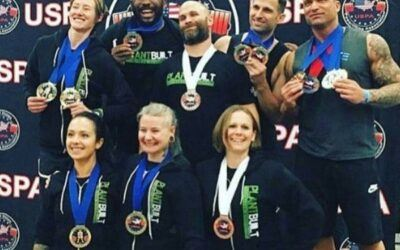 Vegan Athletes Proving that Animal Protein Is Not Required for Powerlifting Success