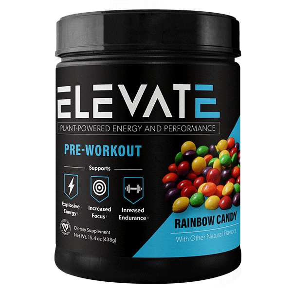 plant powered pre workout energy