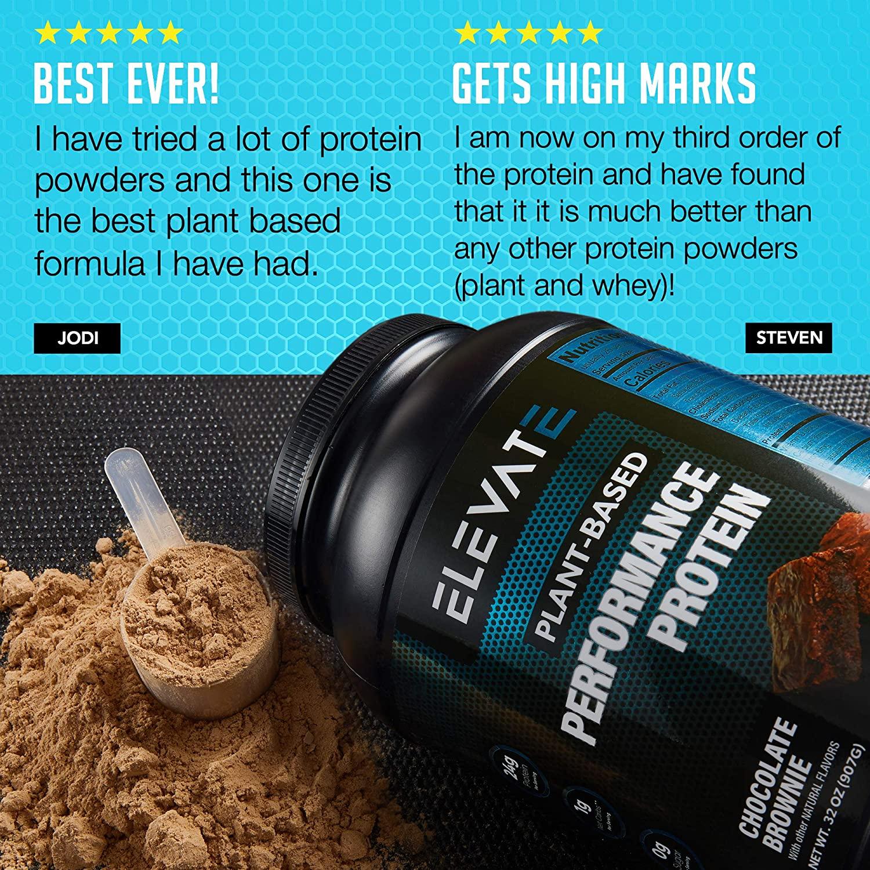 reviews-of-chocolate-brownie-vegan-protein-powder