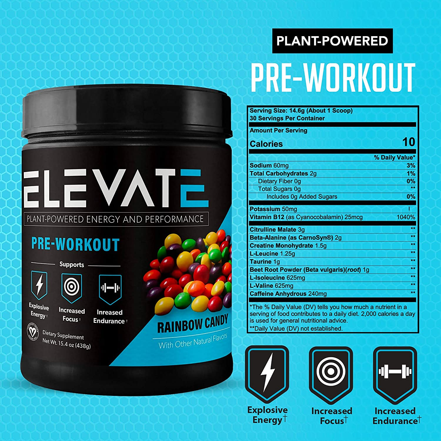 supplement-facts-plant-based-pre-workout-powder