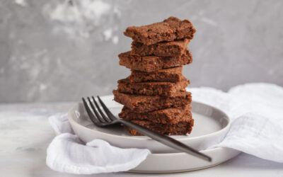 Dairy-Free Chocolate Protein Brownies