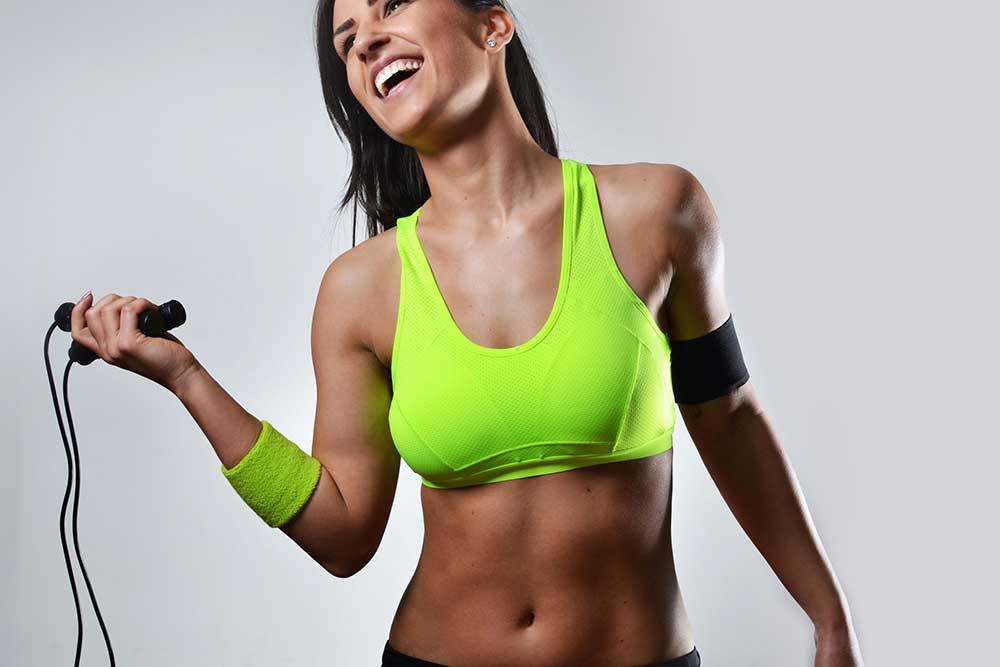 vegan fitness women